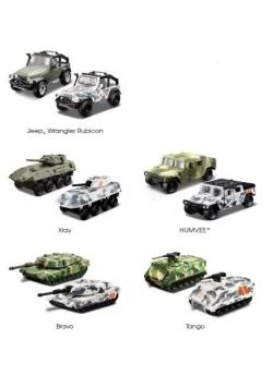Pojazdy wojskowe Forces 4,5 10 rodzajów
