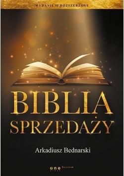 Biblia sprzedaży. Wydanie II rozszerzone
