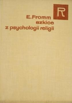 Szkice z psychologii religii