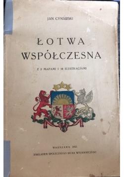 Łotwa współczesna, 1925 r.