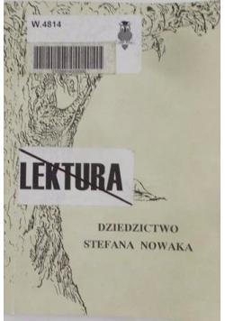 Dziedzictwo Stefana Nowaka