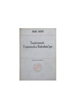 Twórczość Franciszka Rabelais'go