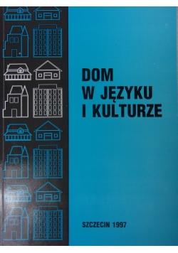 Dom w języku i kulturze