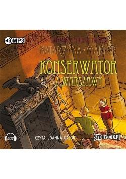Tajemnice starego pałacu... audiobook