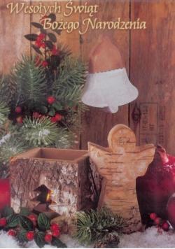 Karnet G - Boże Narodzenie (duży format) MIX