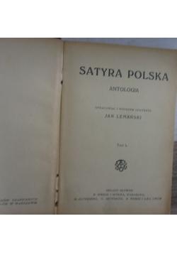 Satyra Polska, 1914r