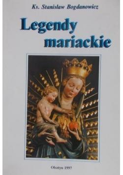 Legendy mariackie