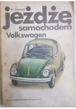 Jeżdżę samochodem Volkswagen