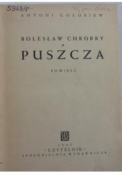 Puszcza, 1947 r.