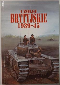 Czołgi brytyjskie 1939-45