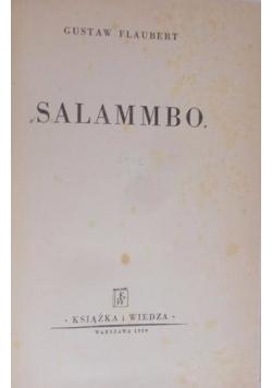 Salammbo, 1950 r.