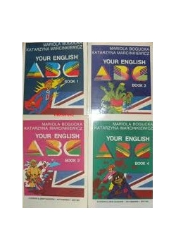 Your English ABC, Book 1-4