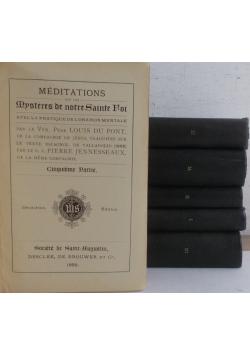 Meditations, prtie 1-6