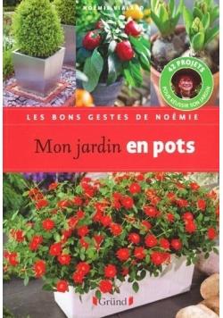 Mon jardin en pots
