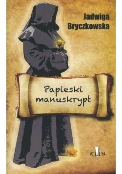 Papieski manuskrypt