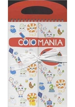 Colomania - czerwona