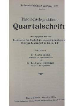 Theologisch-praktische Quartalschrift, 1936