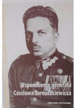 Wspomnienia generała Czesława Jarnuszkiewicza
