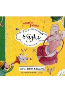 B@jki. Książka audio CD MP3