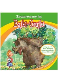 Bajki - Grajki. Zaczarowany las CD