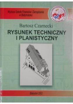 Rysunek techniczny i planistyczny