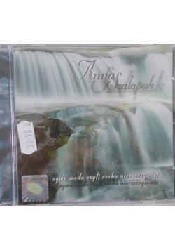 Żywa woda czyli rzeka nierzeczywisła, płyta CD