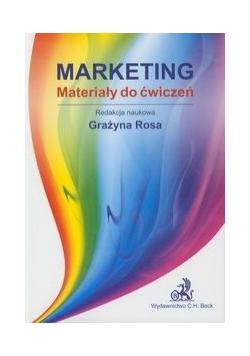 Marketing Materiały do ćwiczeń