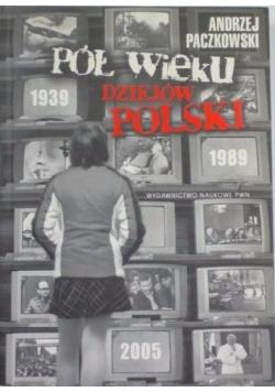 Pół wieków dziejów Polski
