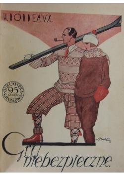 Gry niebezpieczne, Tom I, 1927r.
