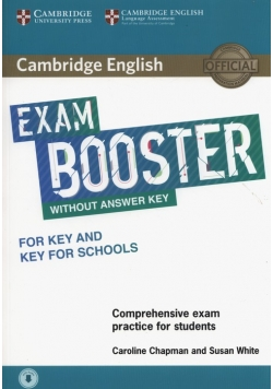 Cambridge English Exam Booster for Key and Key for Schools  Comprehensive Exam Practice for Students