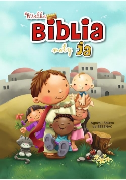Wielka Biblia mały ja