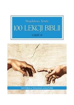 100 Lekcji Biblii Część II
