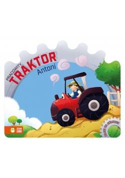 Bajki na kółkach. Pracowity traktor Antoni