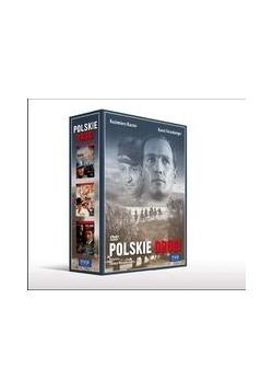 Polskie drogi 1-3, płyty DVD