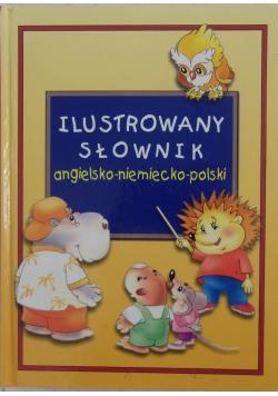 Ilustrowany słownik angielsko-niemiecko-polski