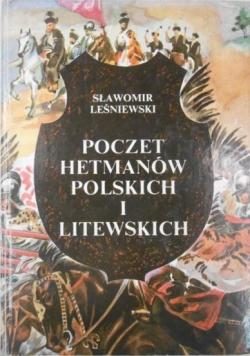 Poczet hetmanów polskich i litewskich