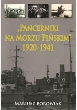 Pancerniki na Morzu Pińskim 1920-1941