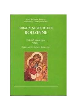 Parafialne rekolekcje rodzinne