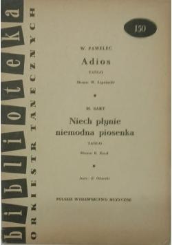 Biblioteka orkiestr tanecznych, numer 150