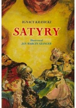 Satyry - Ignacy Krasicki