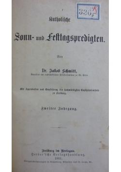Sonntagspredigten, 1881r.