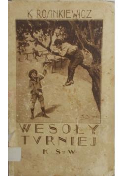Wesoły turniej, 1928 r.
