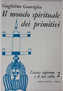 Il mondo spirituale dei primitivi, cz2