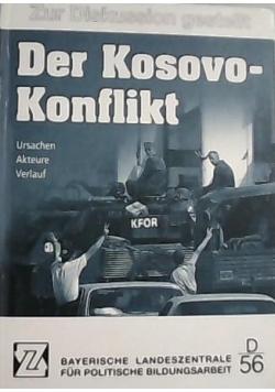 Der Kosovo-Konflikt - Ursachen-Akteure-Verlauf