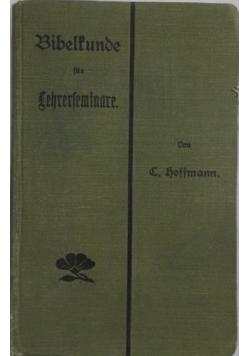 Bibelfunde, 1905 r.