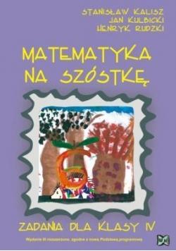 Matematyka - Na Szóstkę SP 4