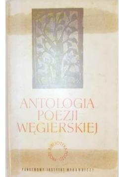 Antologia poezji węgierskiej