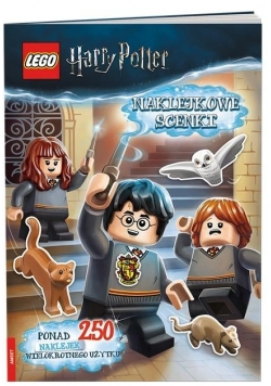 LEGO(R) Harry Potter. Naklejkowe Scenki