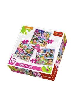Puzzle 3w1 - Dołącz do naszej zabawy