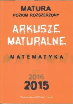 Matematyka. Arkusze Maturalne 2015 ZR, Nowa